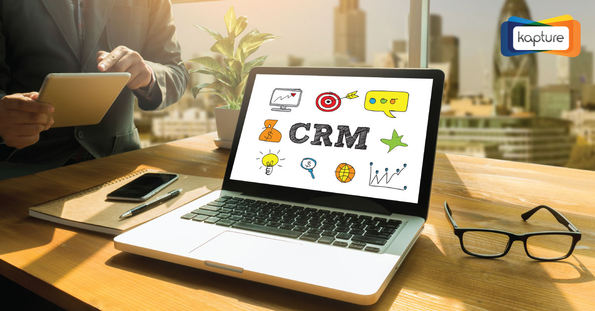 верхний 7 Пути Kapture CRM Is Just Like Моника Геллер