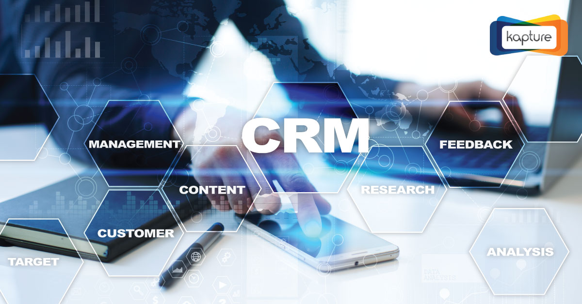 Mobile : A True King Of CRM [INFOGRAPHIC]