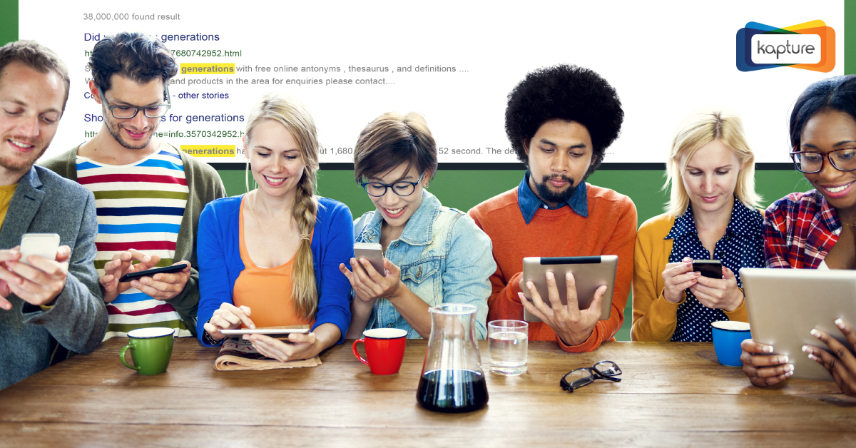 Millennials and Customer Service – How to win over the latest generation of customers with the help of your CRM