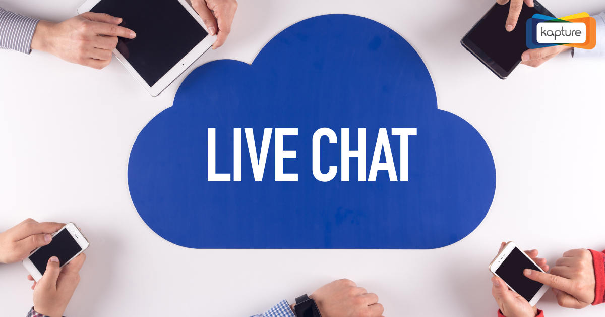 Want Increase in Sales? Try Live Chat
