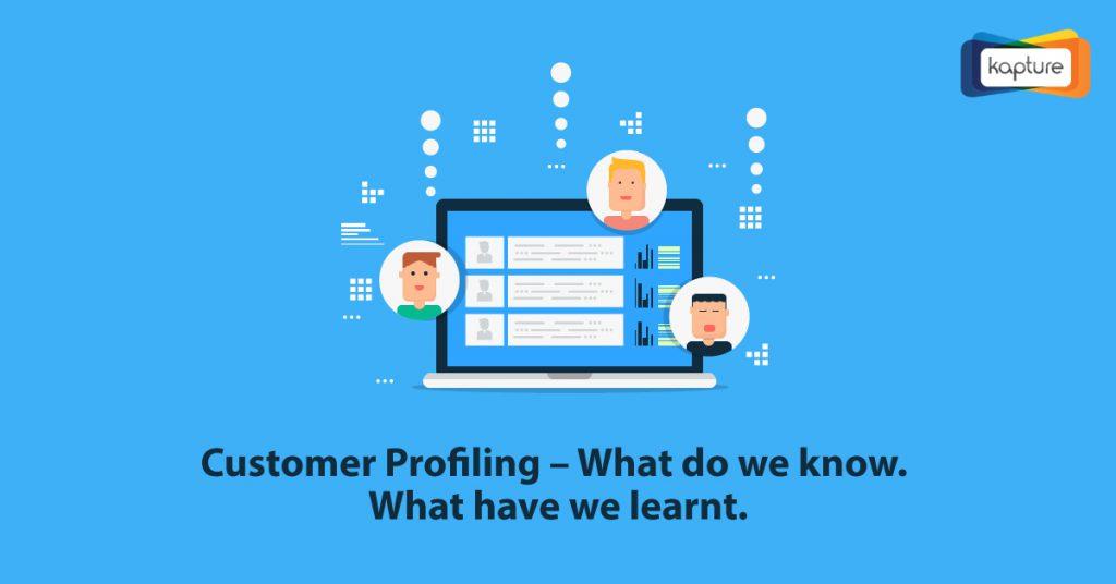 Customer Profiling CRM