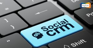 SOCIAL CRM FRONTIER FOR CUSTOMER SERVICE
