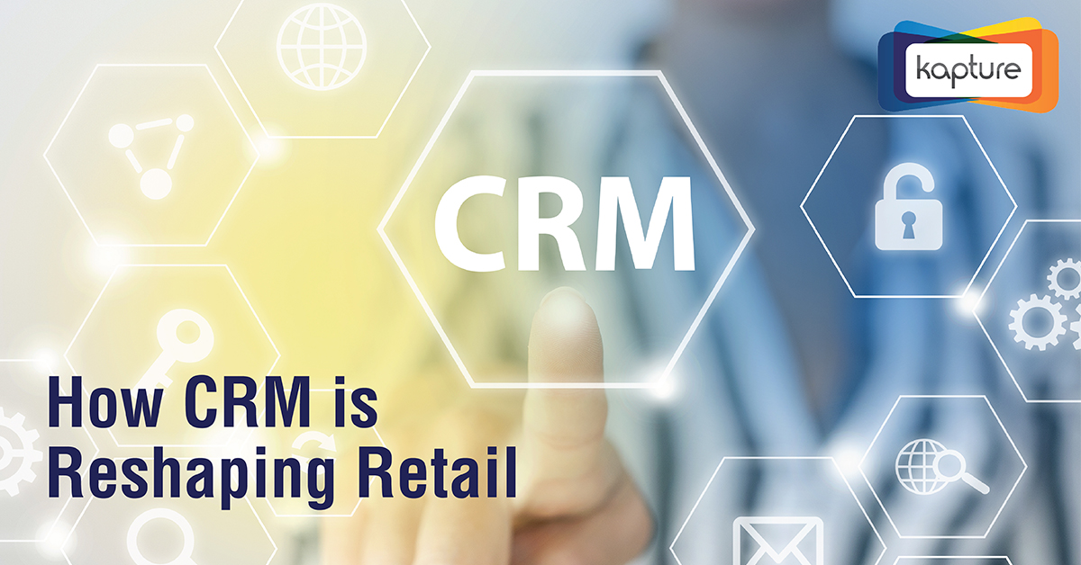 How CRM is Reshaping Retail [INFOGRAPHIC]