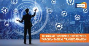 Veränderte Kundenerfahrungen durch Digital-Transformation