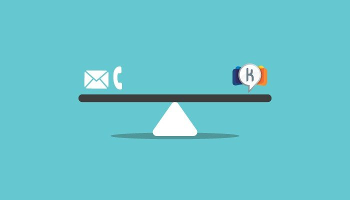 Get the Right Workload Balance in Your Customer Support Life Through Chat Support