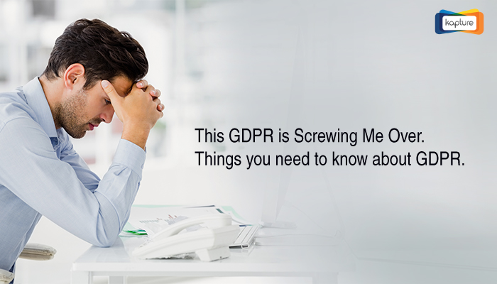 How to Prepare for GDPR? Know What it Means for Your Business
