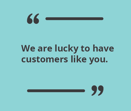 great customer support quotes