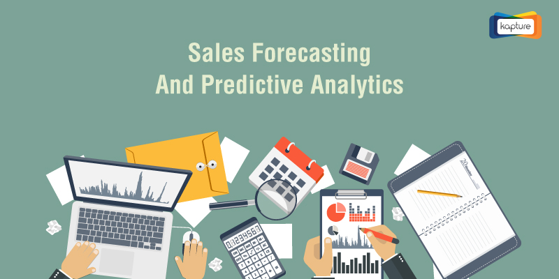 Sales Forecasting & Predictive Analytics – The 2 pillars of BI
