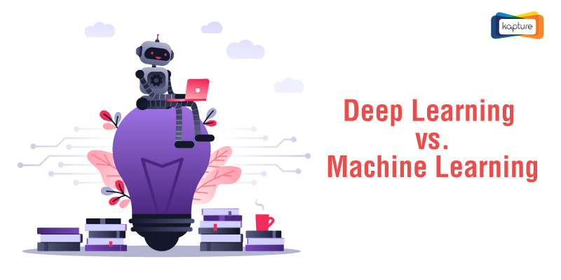 Deep Learning VS Machine Learning: What You Need to Know [Infographic]