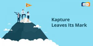 Kapture – Making a Mark in the CRM Space [Infographic]