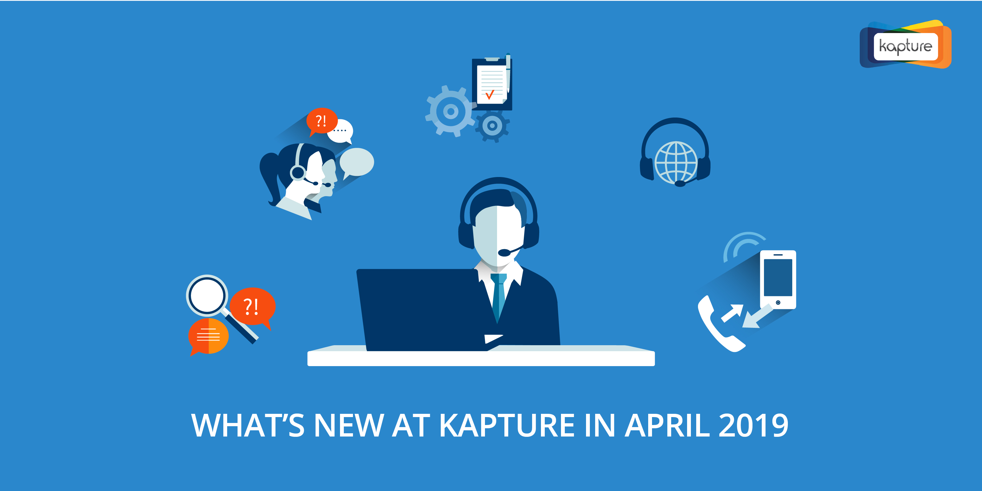 Introductie van Kapture CRM Outage Ticketing Module