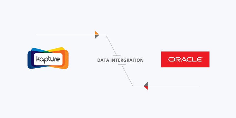 Kapture and Oracale Data Intergation