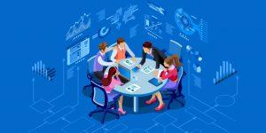 Malaking Enterprises Maaari Ease Ang kanilang Complex Sales Cycle