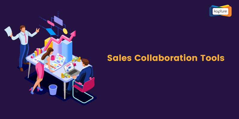 Sales gedijt op Collaboration