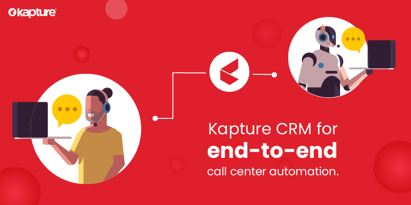 Call center Software - Kapture CRM