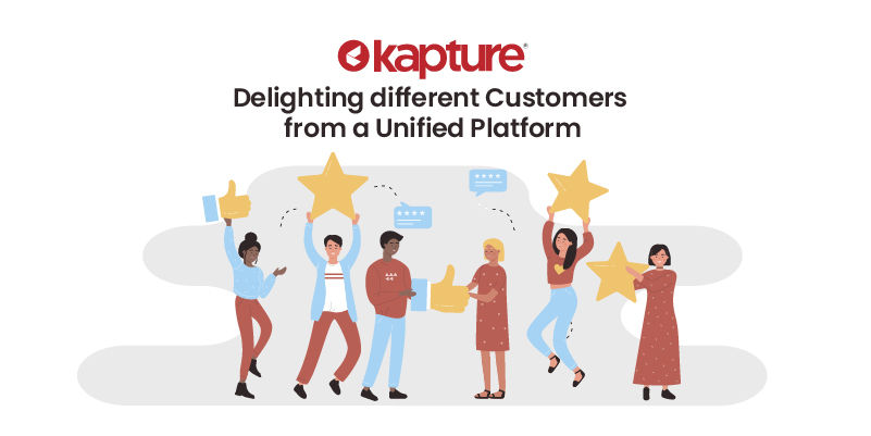 Delighting Different Customers From a Unified Platform