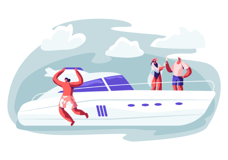 Cruise Booking CRM Banner