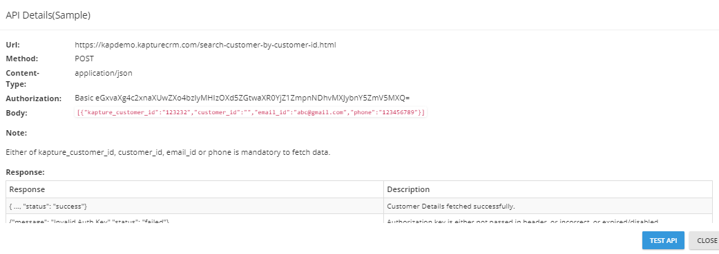 Search API 3