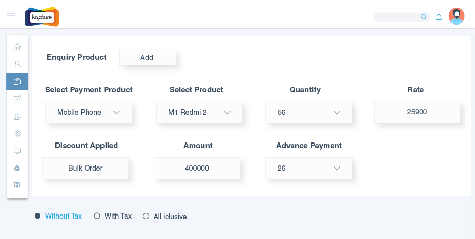 Quicker Quotes with Automated Billing