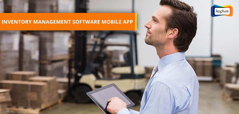 Inventory Management Software & Mobile App