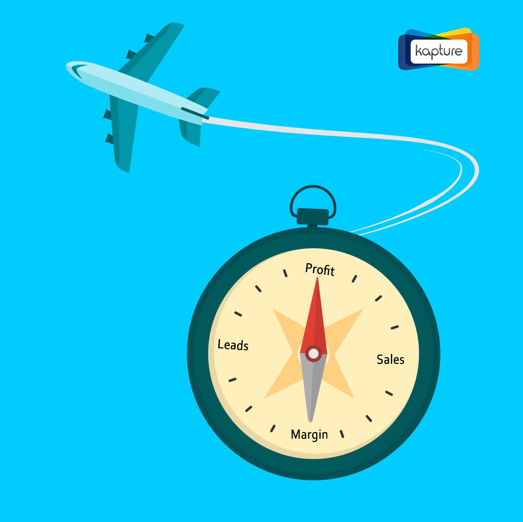 CRM compass - Kapture CRM