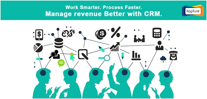 Manage revenue better with CRM