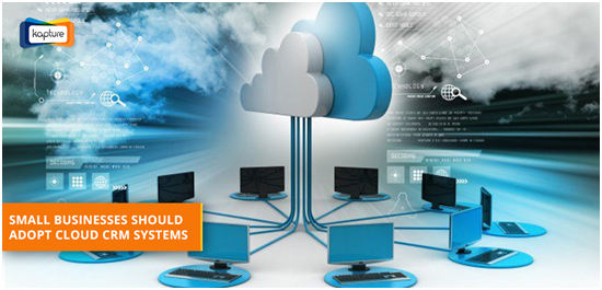 cloud-based CRM Software for Small Businesses