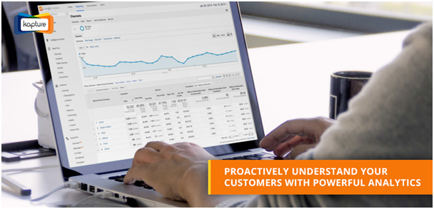 Understand your customers with powerful analytics
