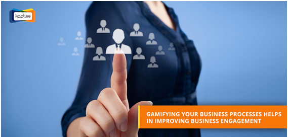 Gamifying for Business Engagement