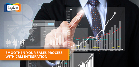 Smoothen Sales Process through CRM