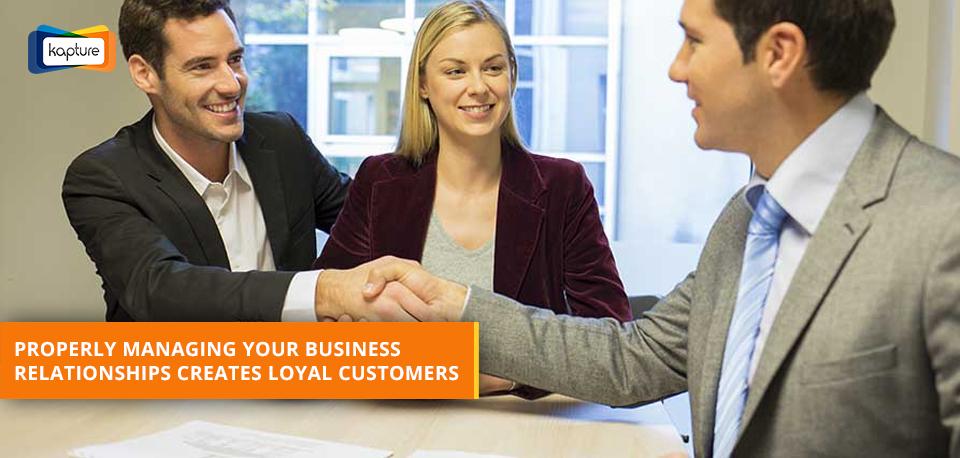 Customer Relationships In Digital Era