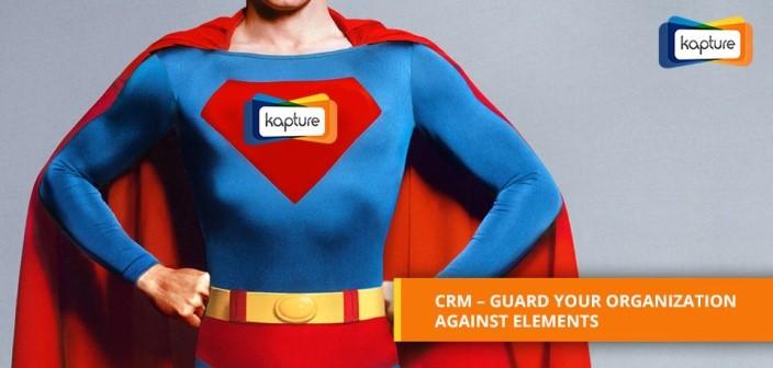 Kapture CRM Secure