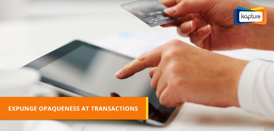 Expunge Opaqueness at Transactions
