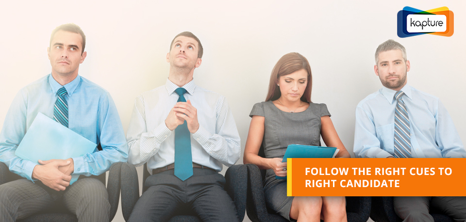 Follow the Right Cues to right candidates