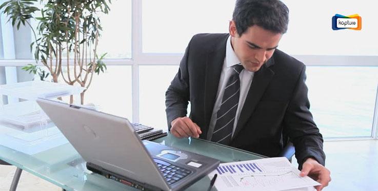 Kapture Quotation management software
