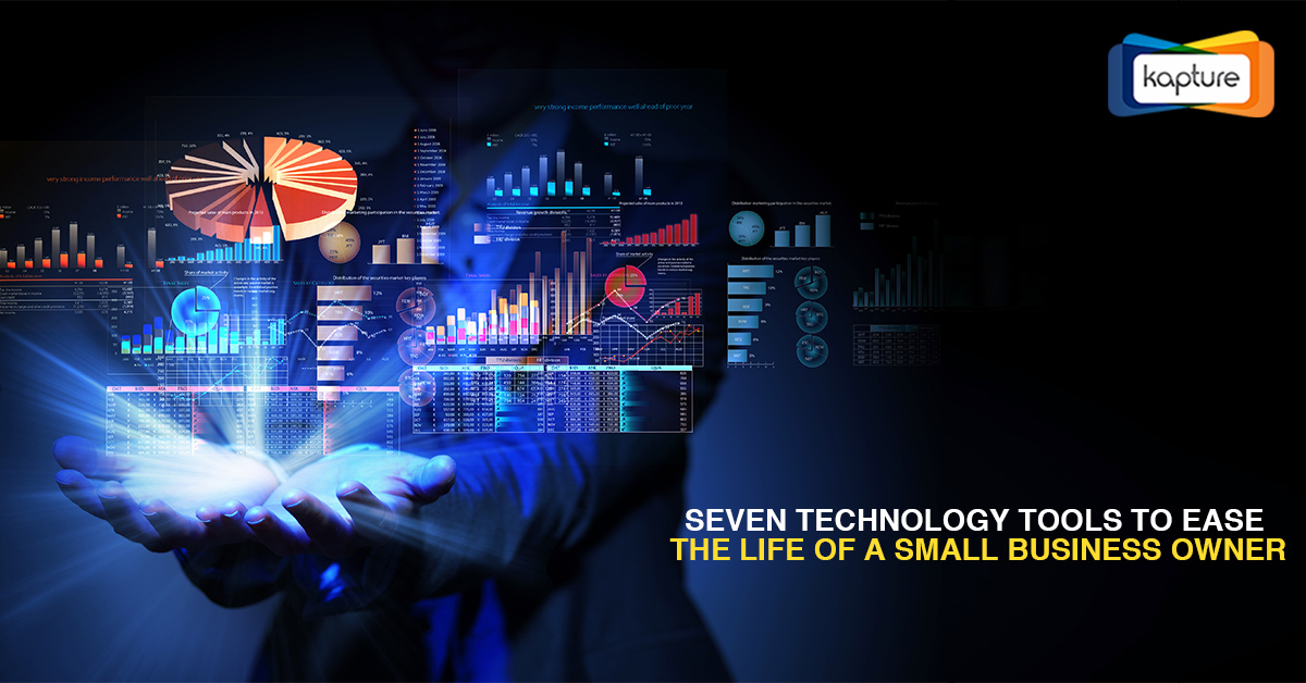 Small business technology tools