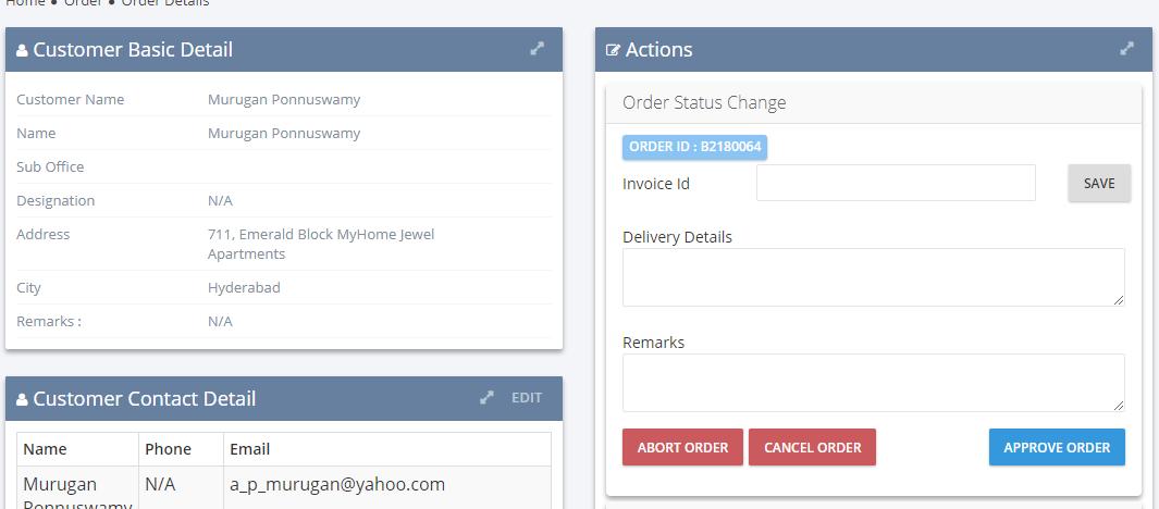 order-status
