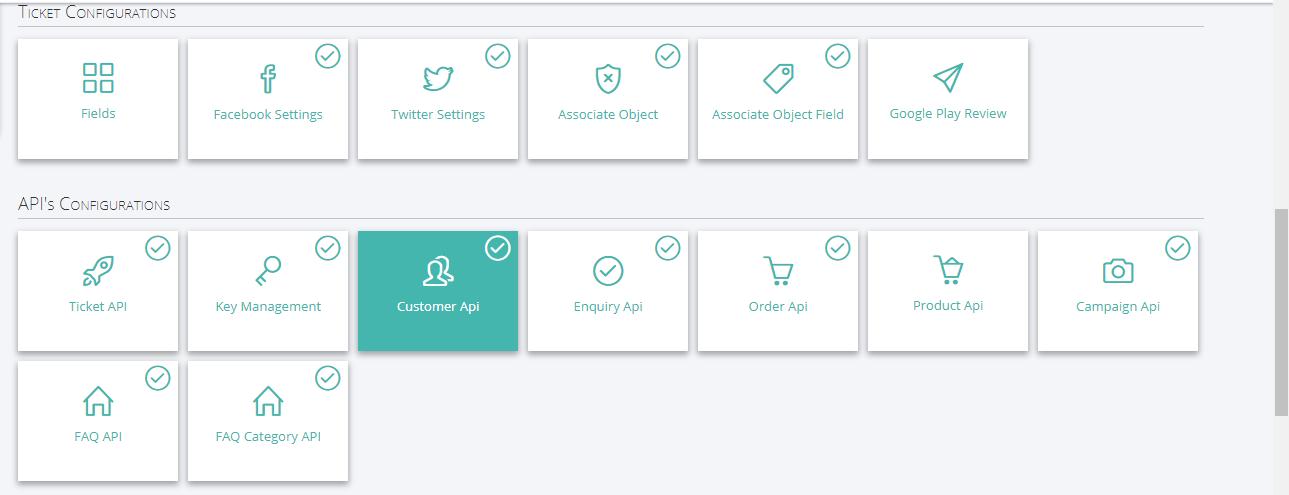 Customer API