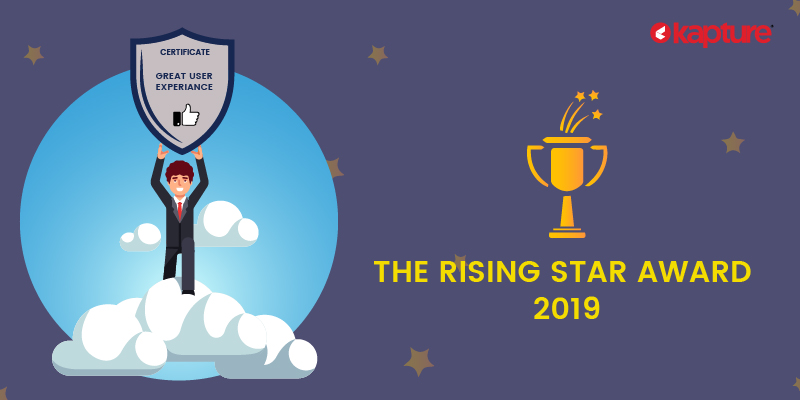 Kapture Rising Star Award