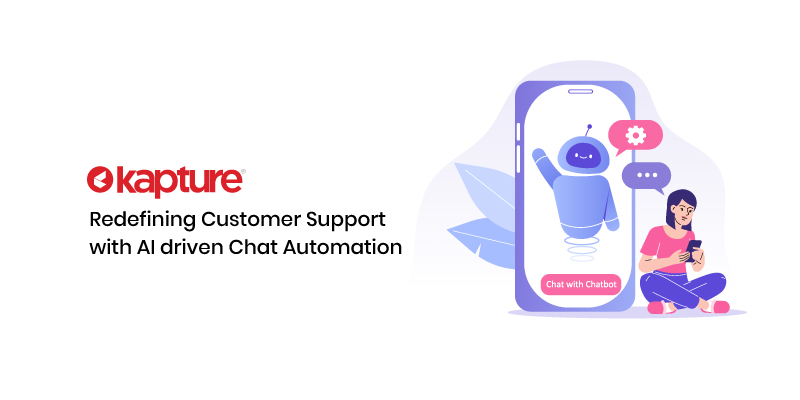 Redefining Customer Support with AI driven Chat Automation