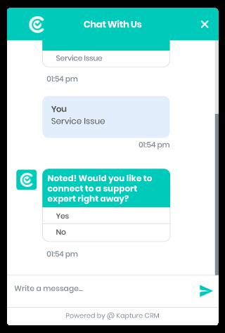 Chat Box FAQ 2