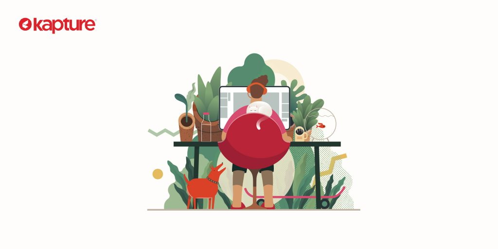 How to maintain customer relationships when working remotely