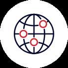 Internet Company Icon