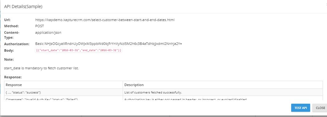 Select API 3