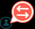 Contextual Response Icon