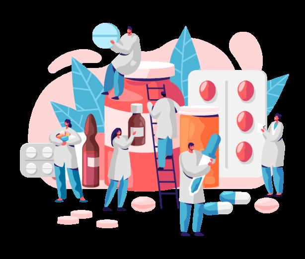 Pharmacy CRM